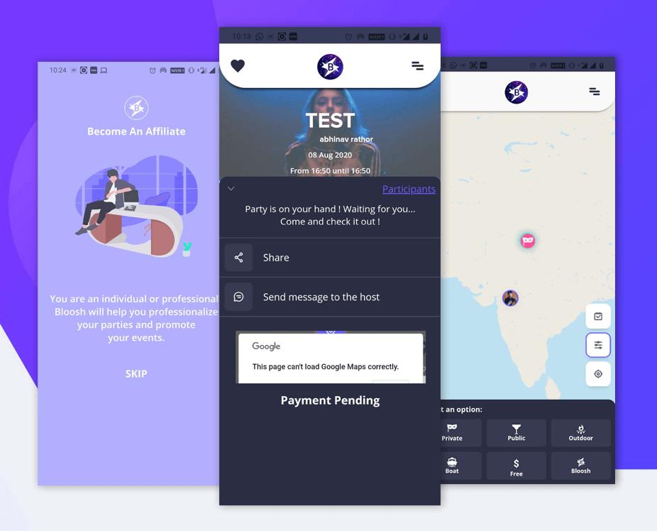 event-sharing